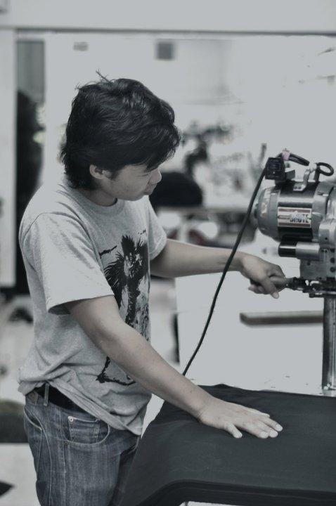 โรงงานเสื้อยืด
